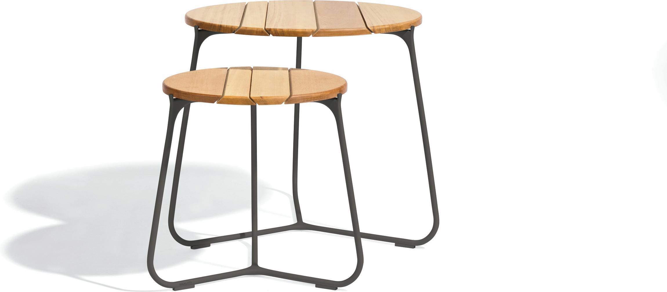 Mood coffee table - lava - iroko IR - 60