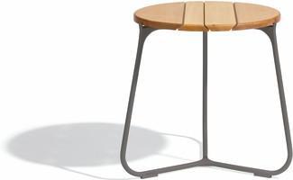 Table basse Mood - lave - iroko IR - 42