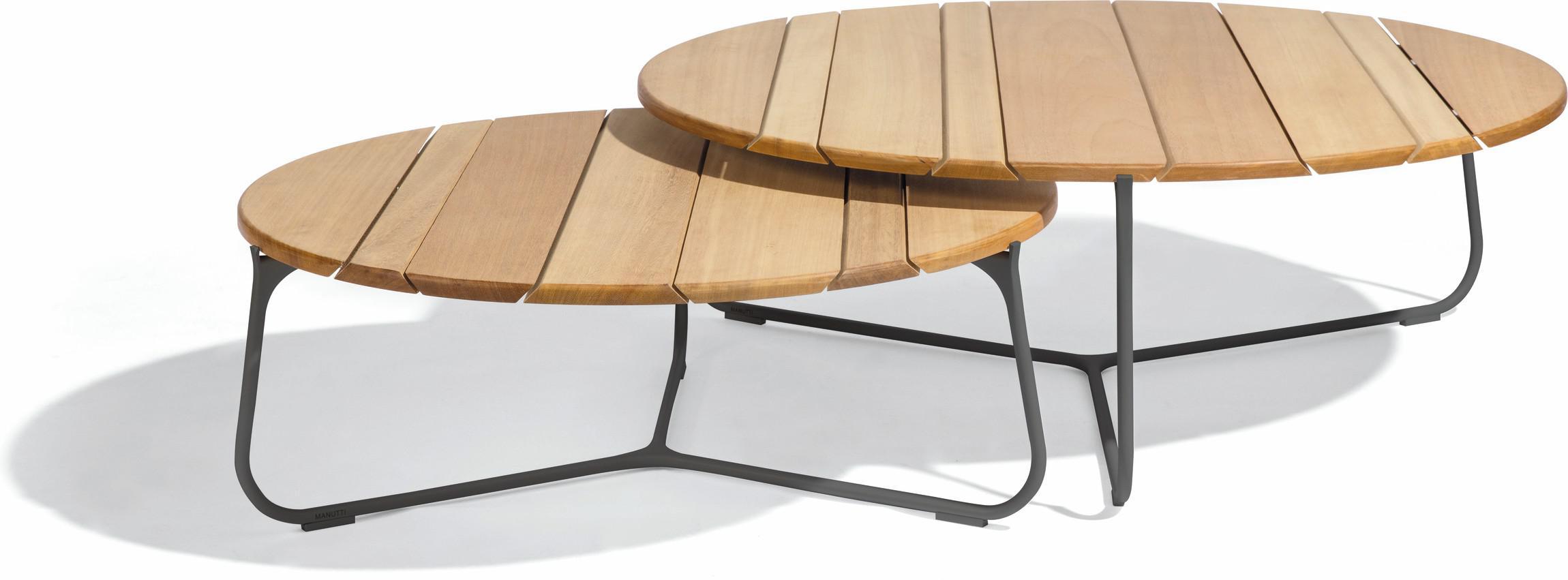Mood coffee table - lava - iroko IR - 100