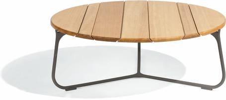 Tavolino da caffè - lava - iroko IR - 80