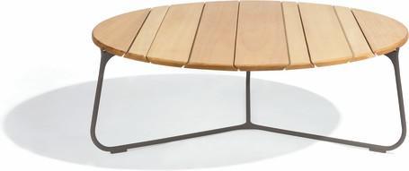 Tavolino da caffè - lava - iroko IR - 100