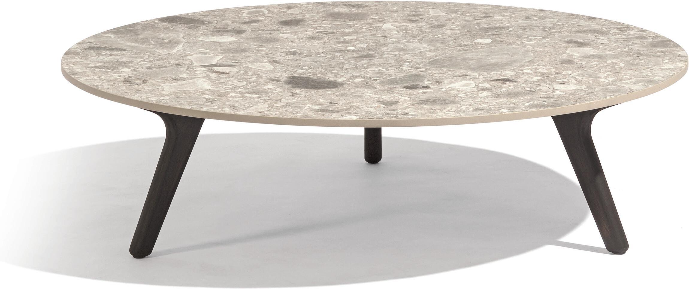 Torsa Low table - Teak nero - CEF 125