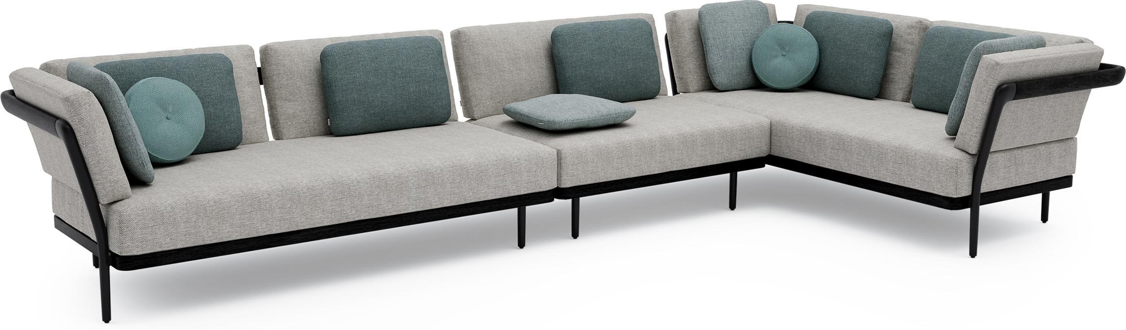 Flex Concept 5 teak nero black
