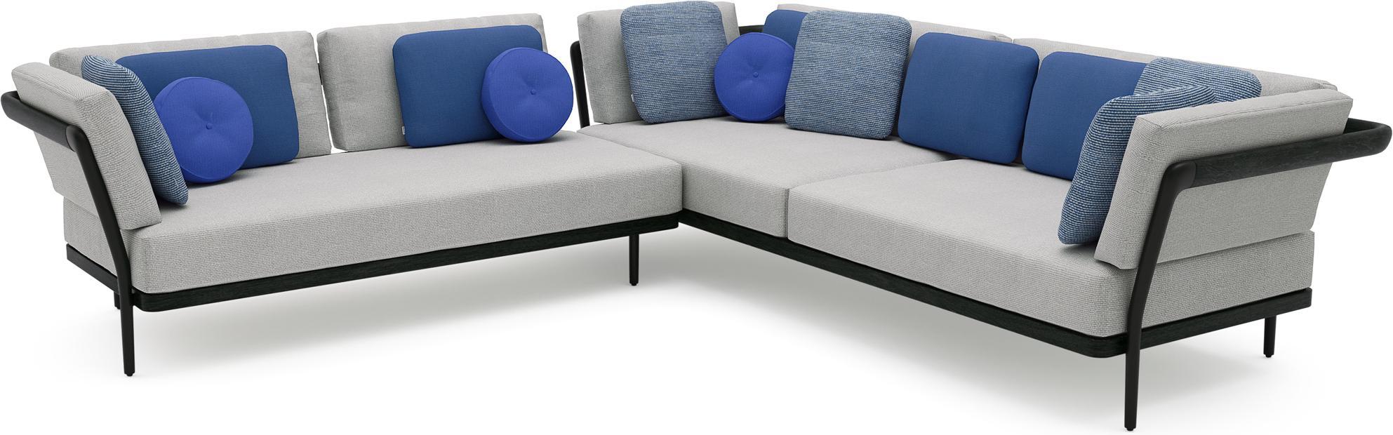 Flex Concept 8 teak nero black