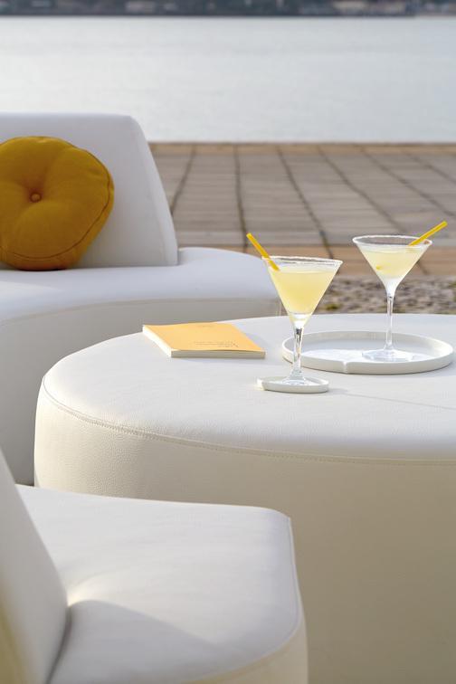 Moon Island Modulaire Sofa's