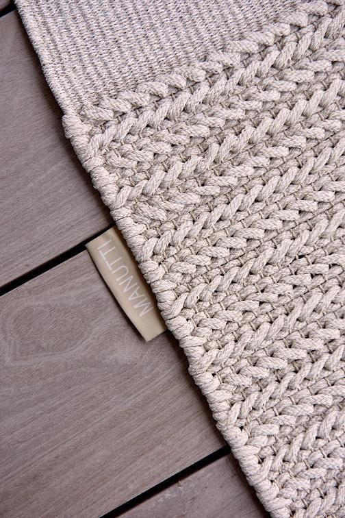 Twist Outdoor-Teppiche