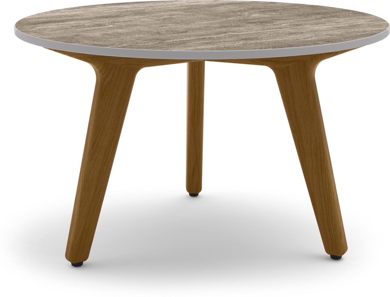 Tavolino Torsa 60 - Teak - 5K54