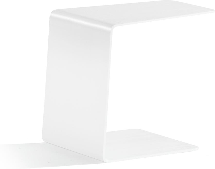 Outdoor sidetable - white - closed 36