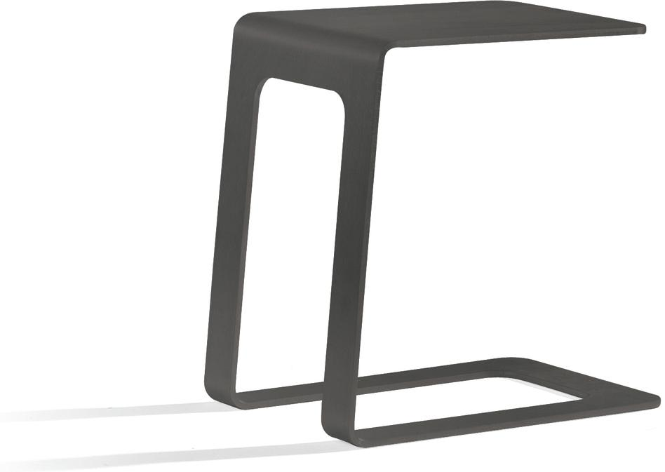 Outdoor sidetable - lava - open 32