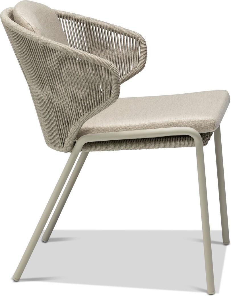 Radius Chair - flint - pepper