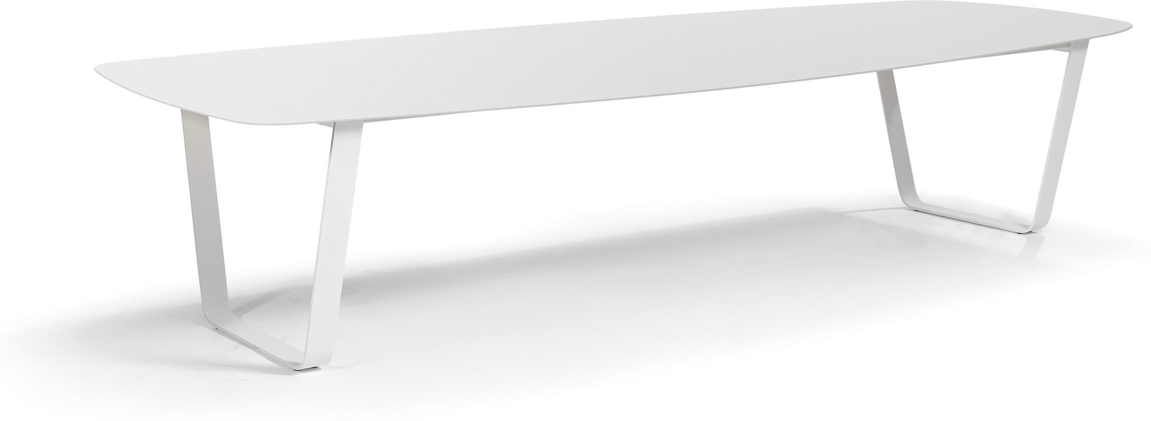 Air Mesa de comedor - blanco - 340