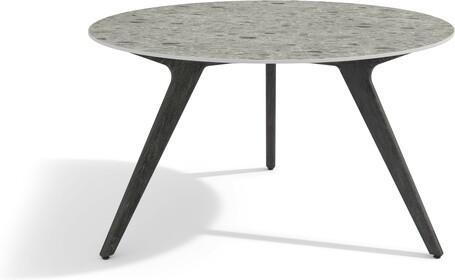 Mesa de comedor - Teca nero - CF125