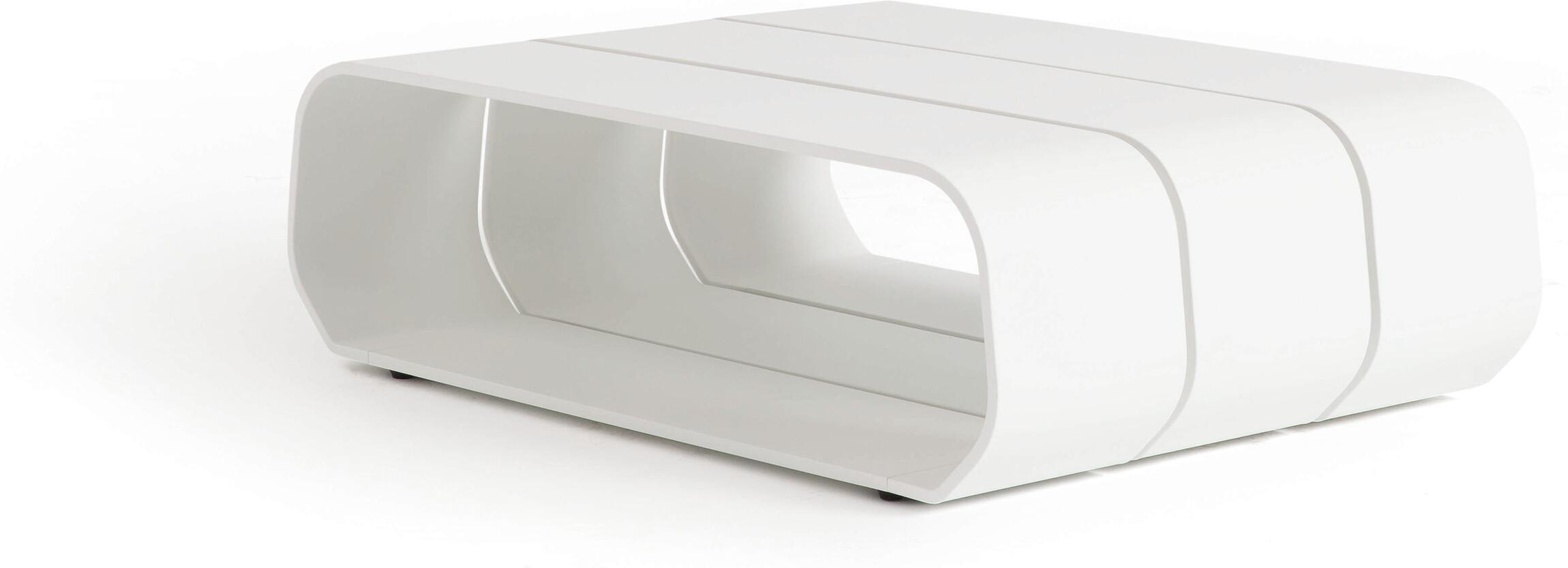 Vitral outdoor sidetable 80X58 - white
