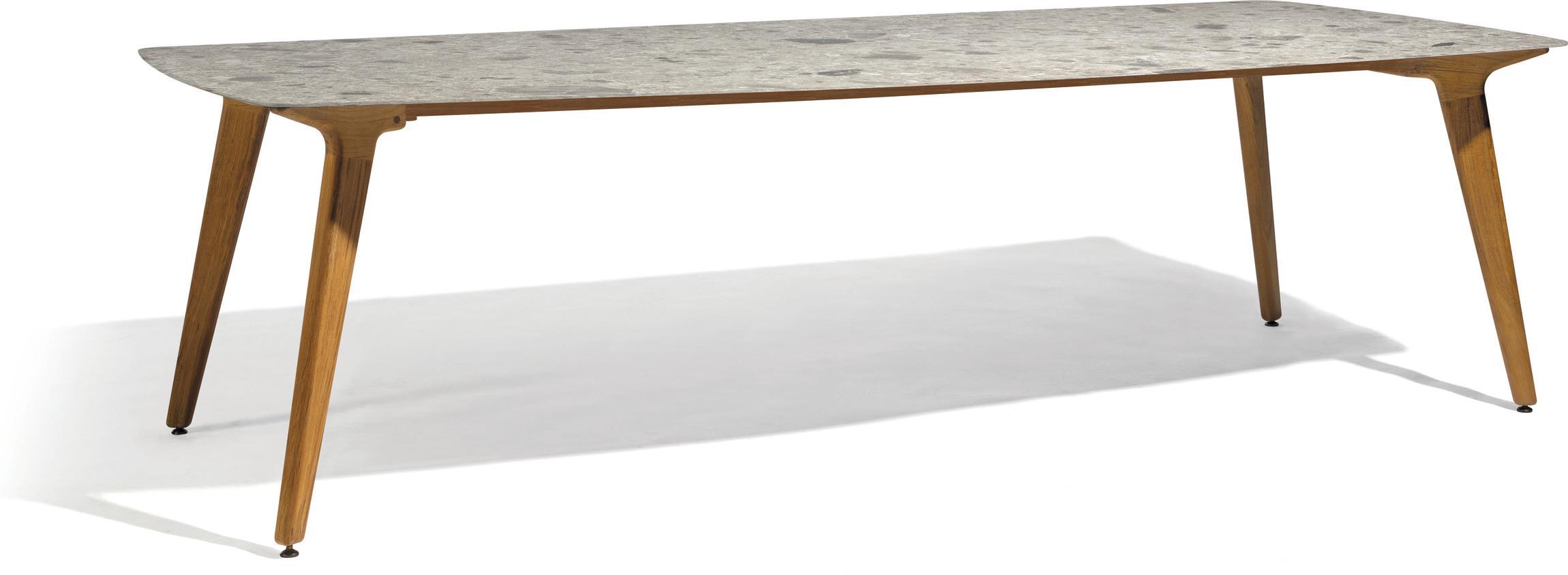 Table à manger Torsa - Teck - CF 264