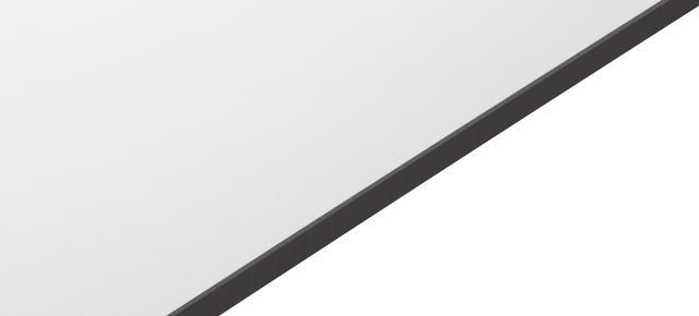 trespa white 10mm TRW